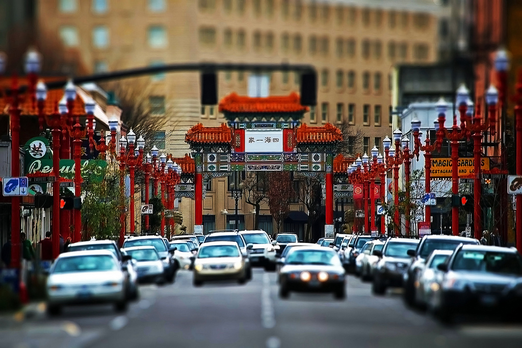 China Town by Ian Sane, on Flickr
