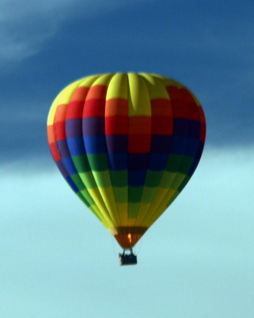 Hot Air Balloon by Prayitno / Thank you for (12 millions +) view, on Flickr