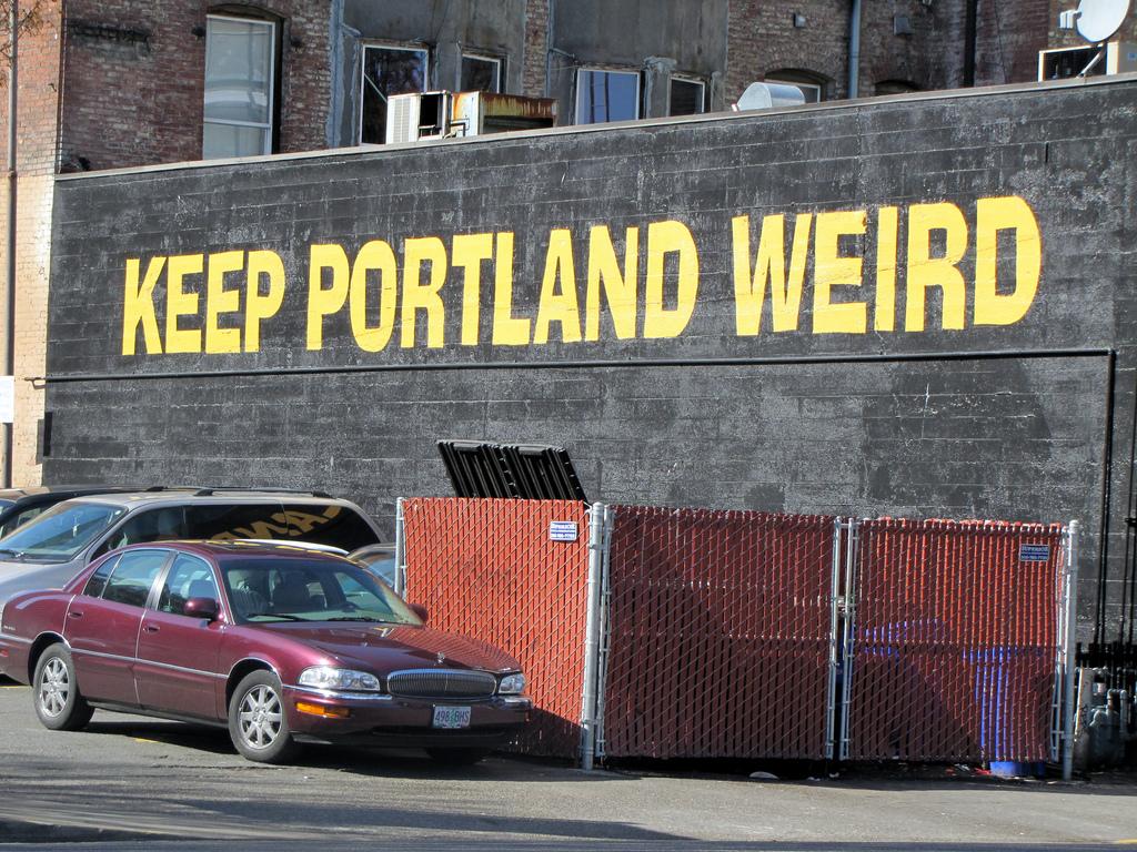 Keep Portland Weird - Portland, Oregon - by David Berkowitz, on Flickr
