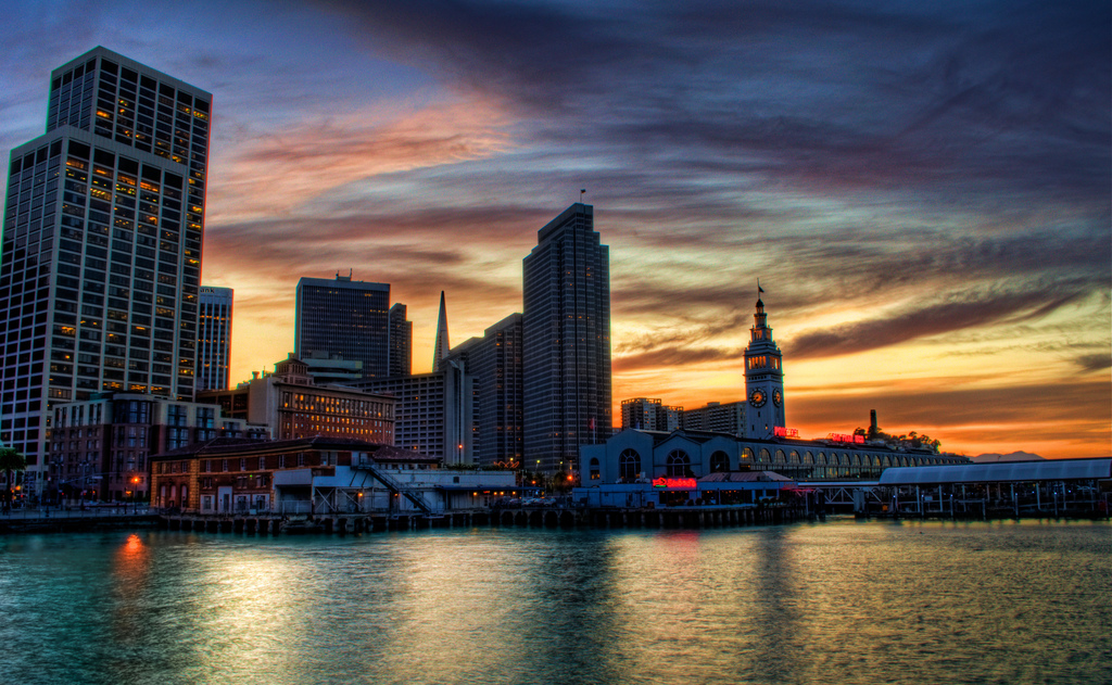 San Francisco Sunset by BG³Photo, on Flickr