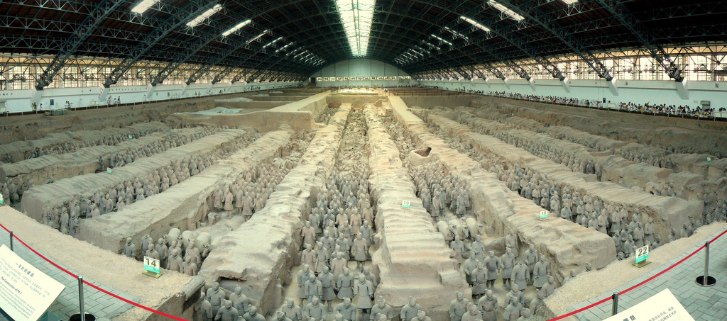 Terracotta Warriors - Xi'an by Will Clayton, on Flickr