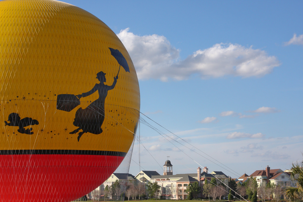 Hot Air Balloon by Sam Howzit, on Flickr