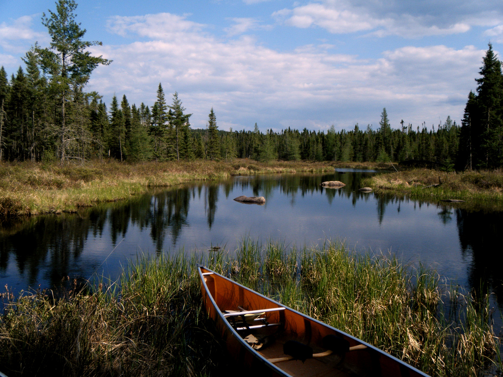 BWCA - May 2010 by rengber, on Flickr