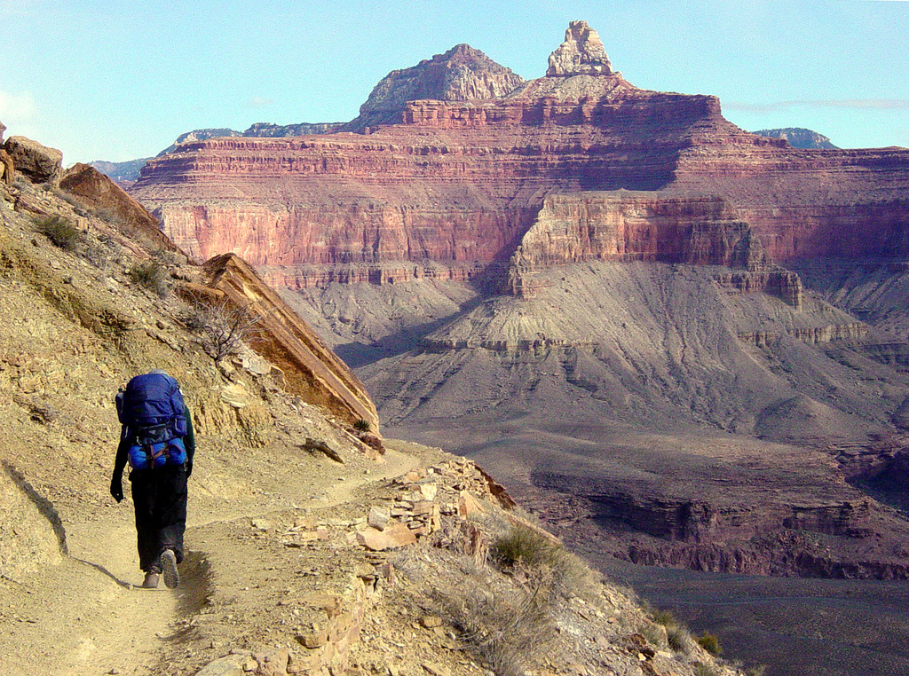 D7270 South Kaibab Trail - Grand Canyon by Grand Canyon NPS, on Flickr