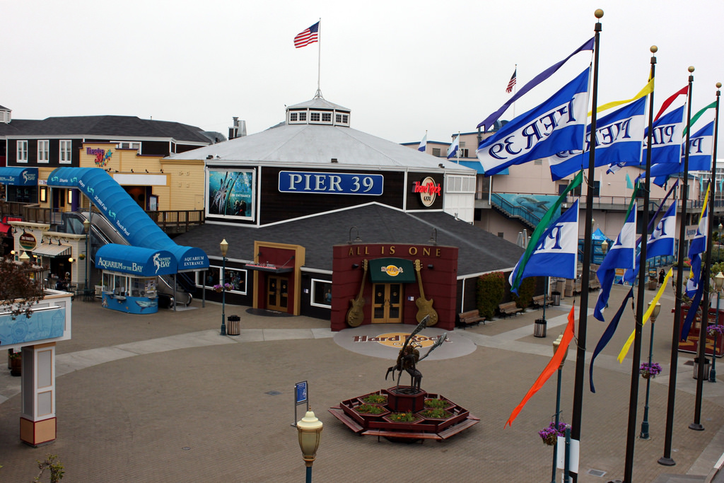 PIER 39 Fisherman's Wharf by Prayitno / Thank you for (12 millions +) view, on Flickr