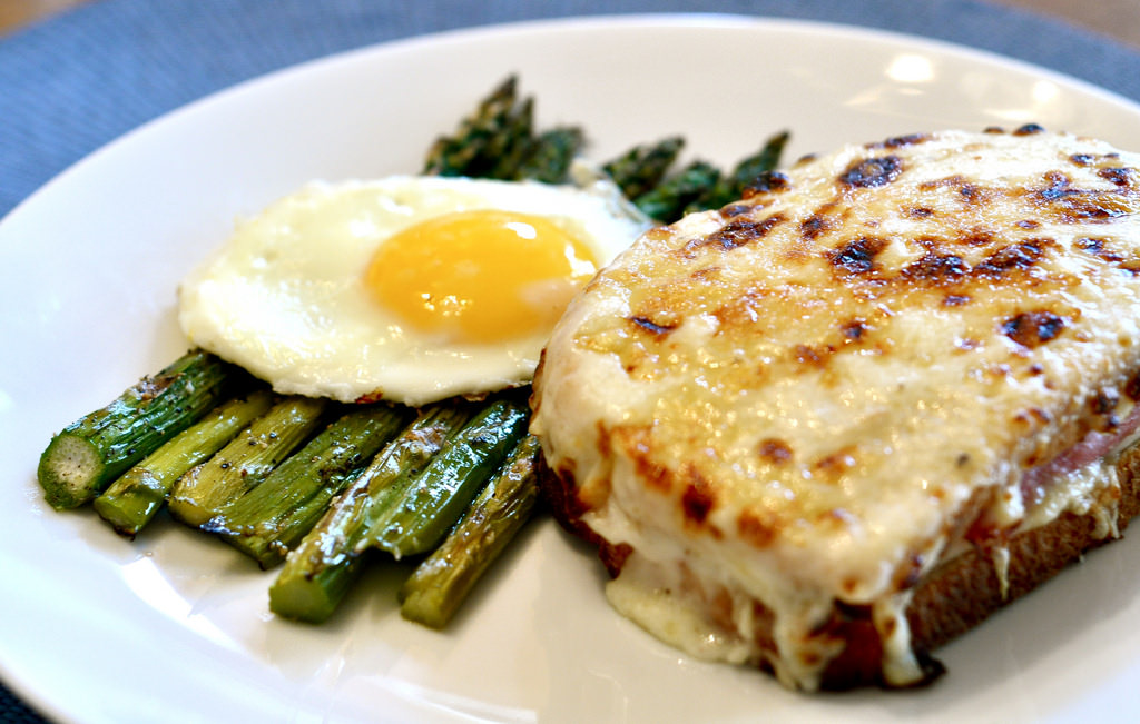Croque Monsieur by kimberlykv, on Flickr