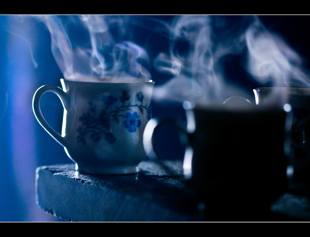 Steaming Tea for Shivering Photographers by Abhisek Sarda, on Flickr