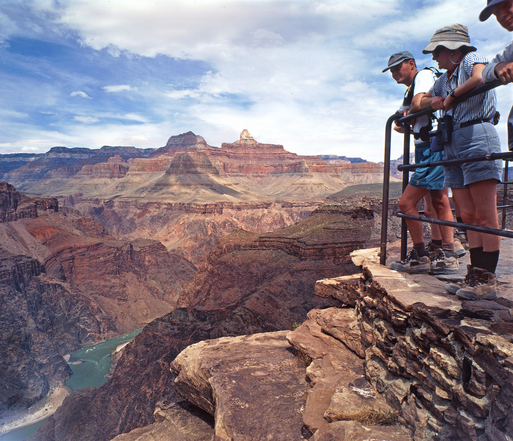 410 Bright Angel Trail - Plateau Point V by Grand Canyon NPS, on Flickr
