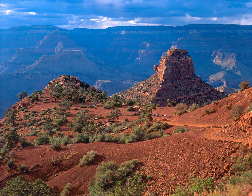 411 South Kaibab Trail Grand Canyon - Ce by Grand Canyon NPS, on Flickr