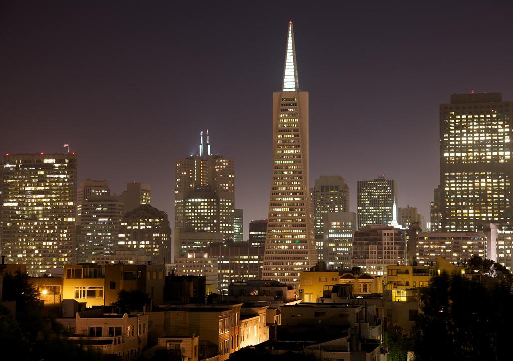 San Francisco Cityscape by Kevitivity, on Flickr