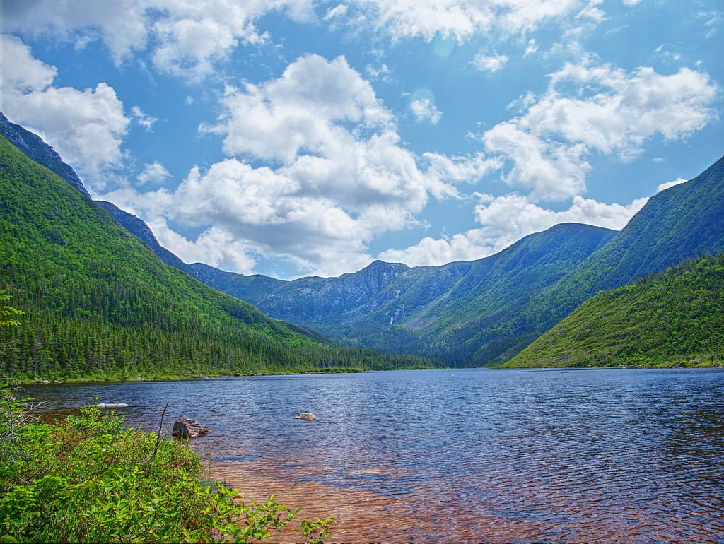 Lac aux américains by manumilou, on Flickr