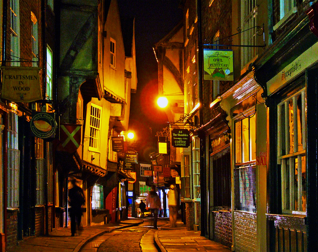 2009 03 06_York By Night_0003 by Keith Laverack, on Flickr