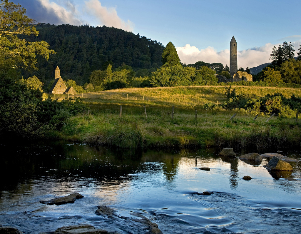 Glendalough by Irish Welcome Tours, on Flickr