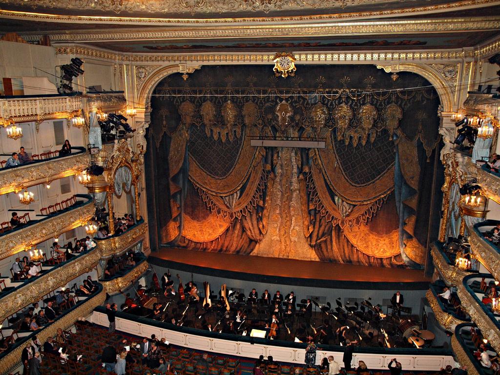 Mariinsky Theatre, St. Petersburg by colros, on Flickr