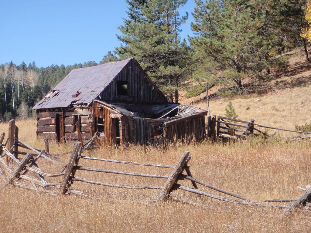 Old Run Down Farm 2 by halseike, on Flickr