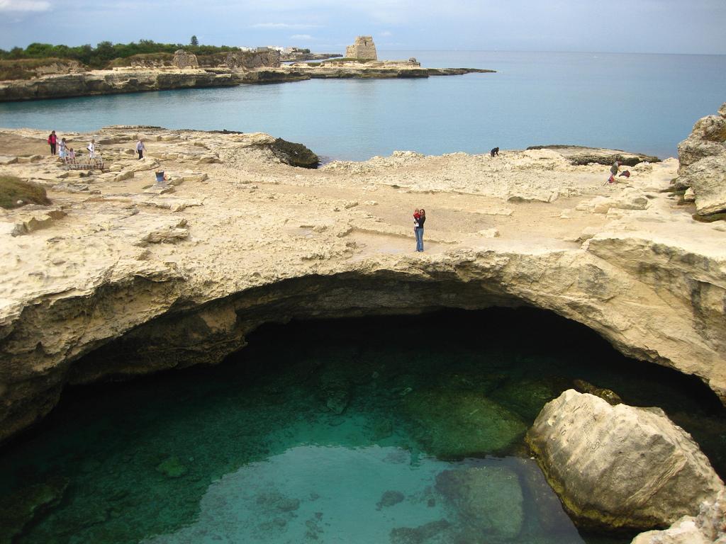 """""""Grotta della Poesia"""" a Roca Vecchia by greenmarlin, on Flickr"""