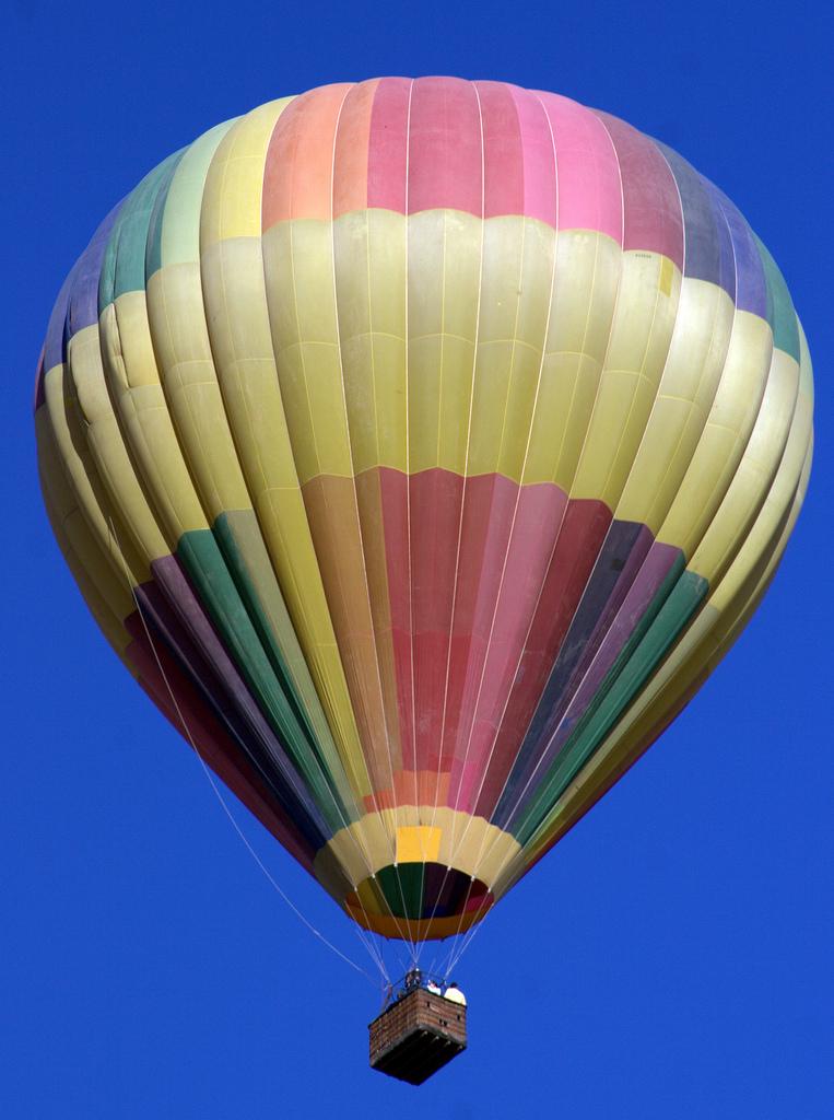 Hot-Air Balloon Landing by bamyers4az, on Flickr