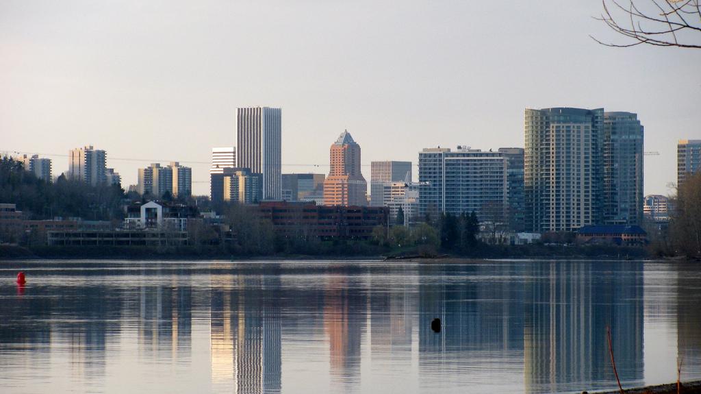 Downtown Portland ORegon by Michael Silberstein, on Flickr