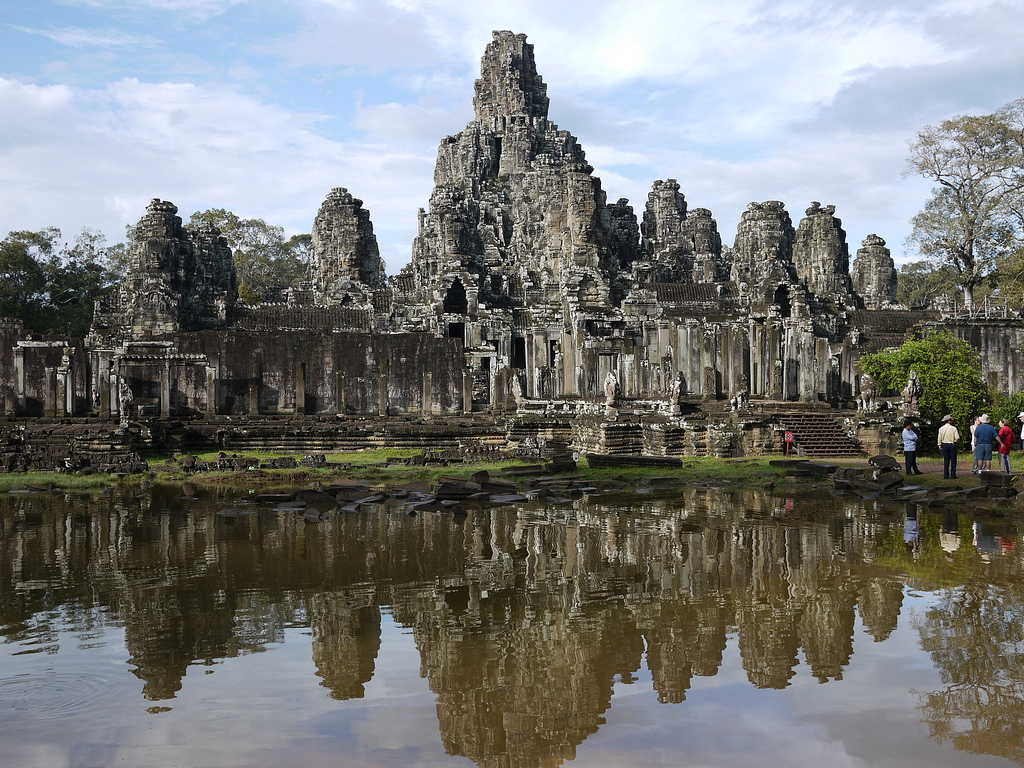 Bayon Temple, Cambodia by e_chaya, on Flickr