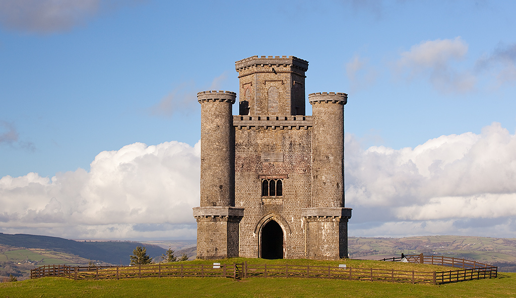Paxton's Tower - Carmarthenshire by dave-pemcoastphotos.com, on Flickr