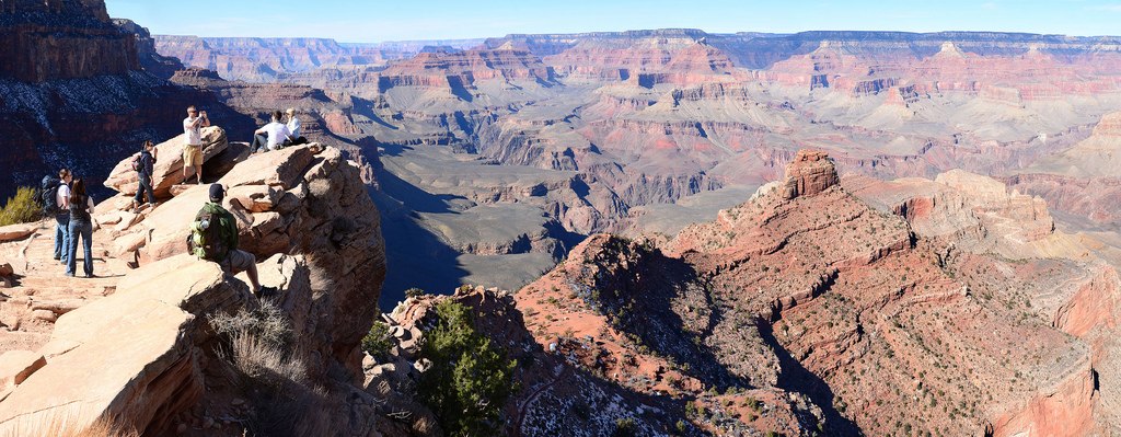 South Kaibab Trail: Grand Canyon: Ooh Aa by Grand Canyon NPS, on Flickr