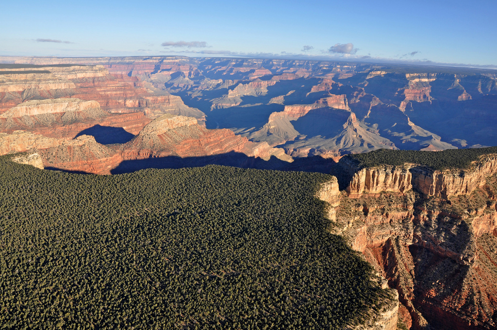 Grand Canyon DEIS Aerial Photo: Pollux a by Grand Canyon NPS, on Flickr