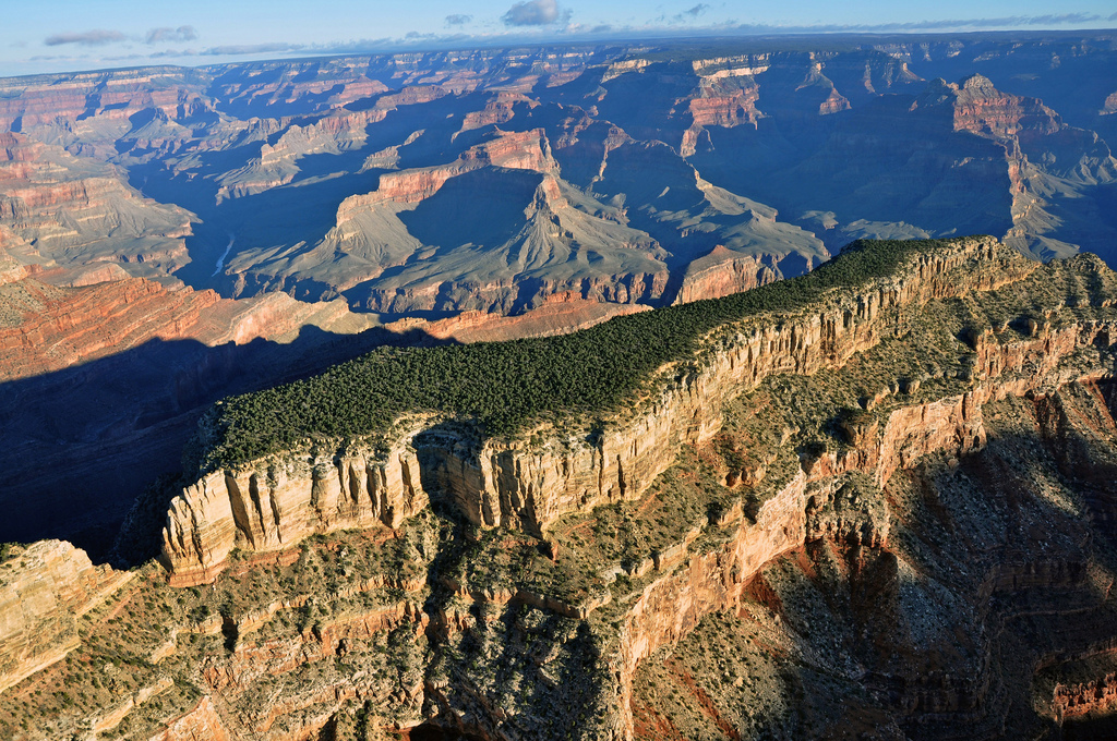Grand Canyon DEIS Aerial Photo: Diana Te by Grand Canyon NPS, on Flickr