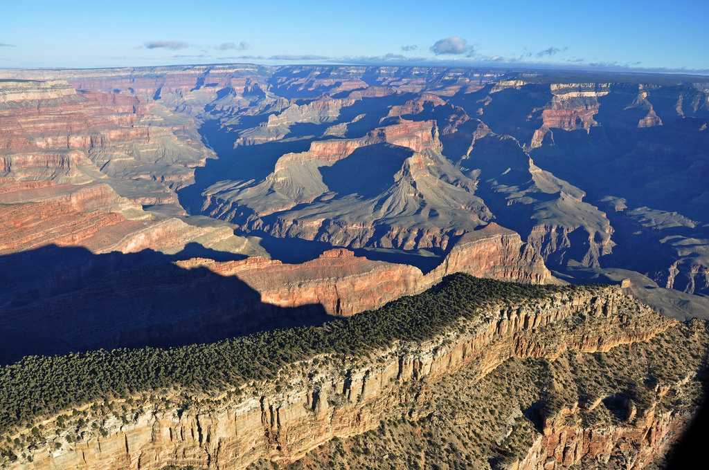 Grand Canyon DEIS Aerial: Diana Temple, by Grand Canyon NPS, on Flickr