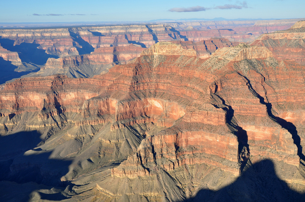 Grand Canyon DEIS Aerial: Mencius and Co by Grand Canyon NPS, on Flickr