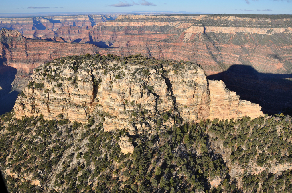 Grand Canyon DEIS Aerial: Dragon Head by Grand Canyon NPS, on Flickr