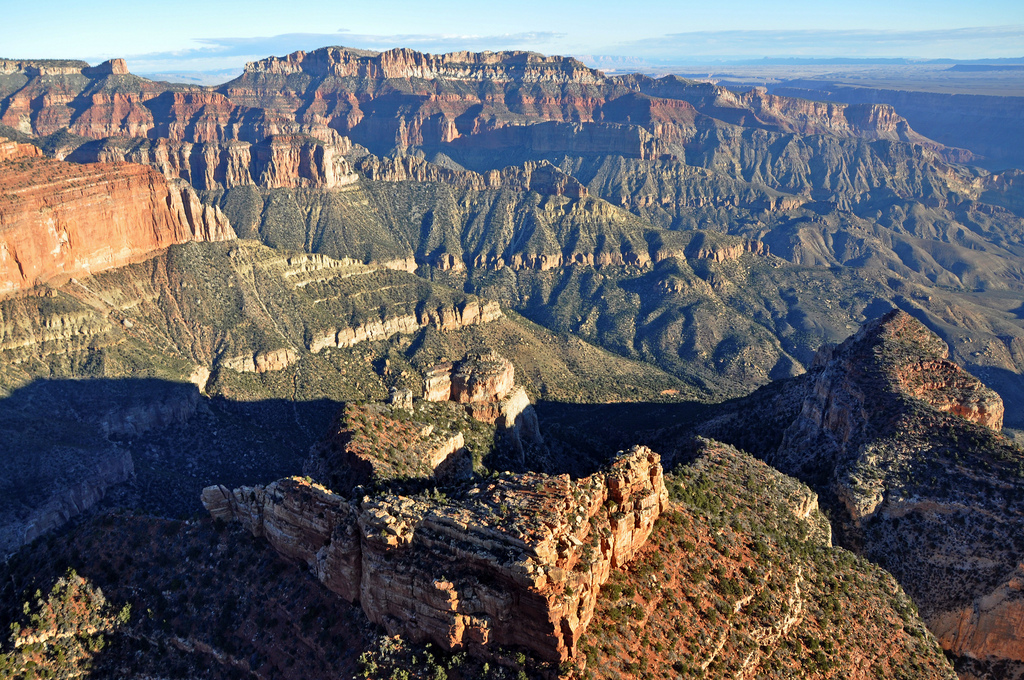 Grand Canyon DEIS Aerial: Alsap & Noving by Grand Canyon NPS, on Flickr