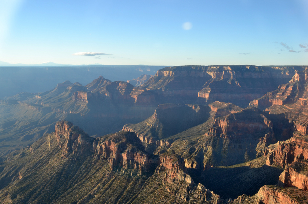 Grand Canyon DEIS Aerial: Cape Final by Grand Canyon NPS, on Flickr