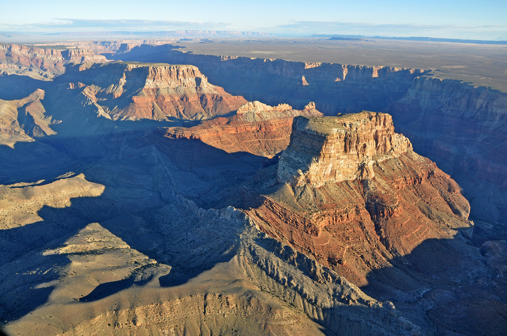 Grand Canyon DEIS Aerial: Kwagunt Butte, by Grand Canyon NPS, on Flickr
