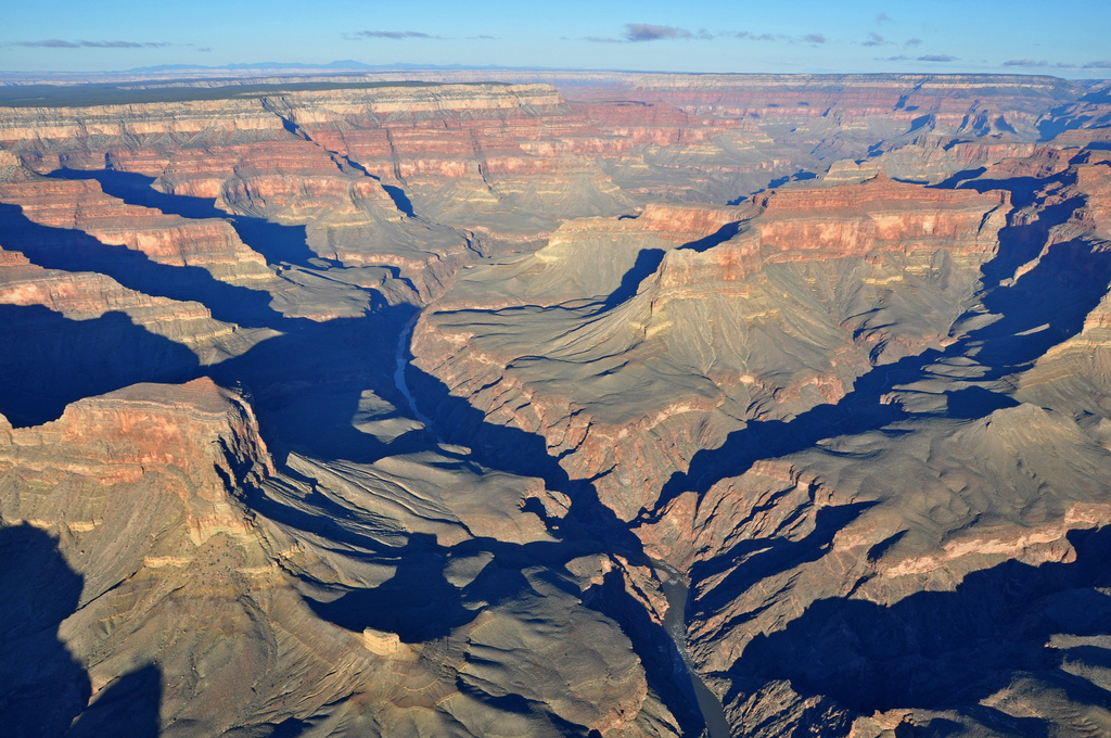 Grand Canyon DEIS Aerial: Colorado River by Grand Canyon NPS, on Flickr