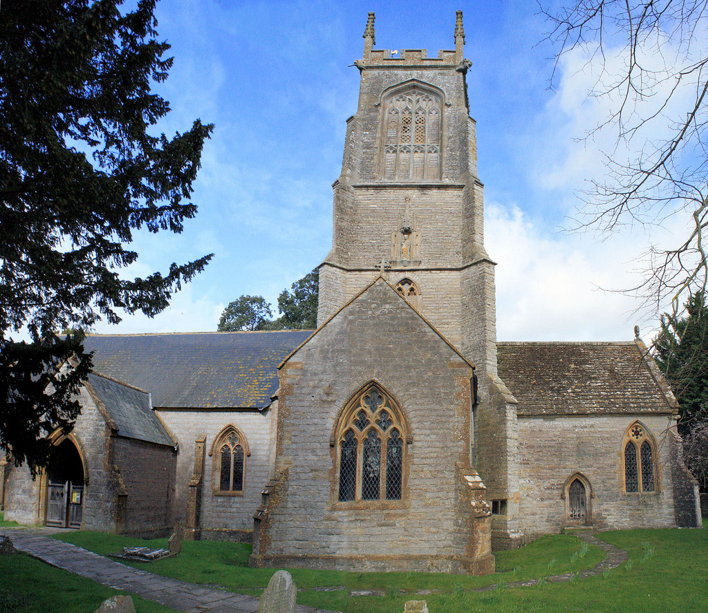 St Michael's Church, Othery, Somerset by Robert Cutts, on Flickr