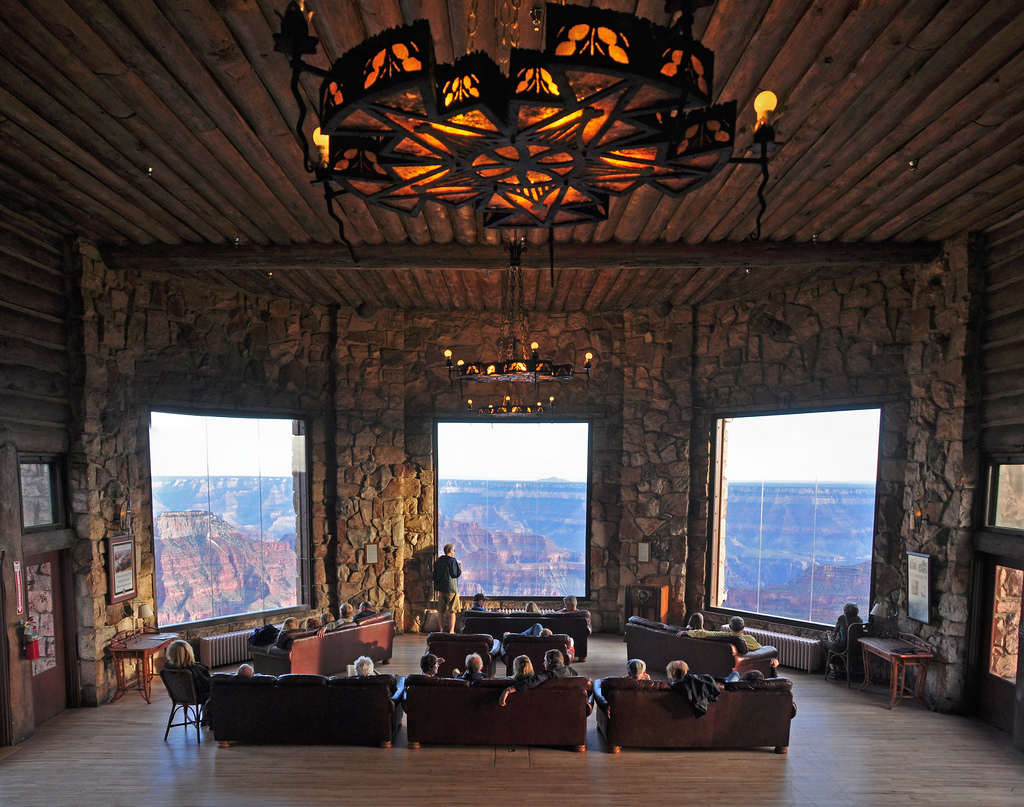 Grand Canyon Lodge North Rim 0093 by Grand Canyon NPS, on Flickr