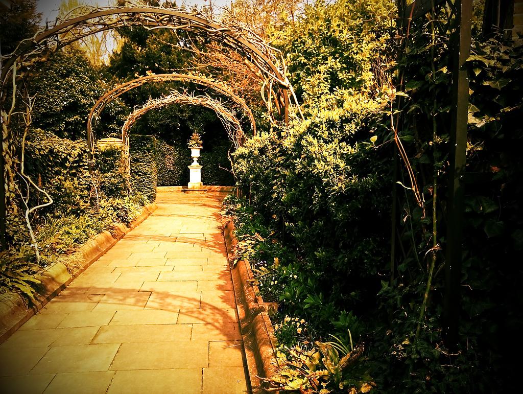 Secret Garden Entrance by garryknight, on Flickr