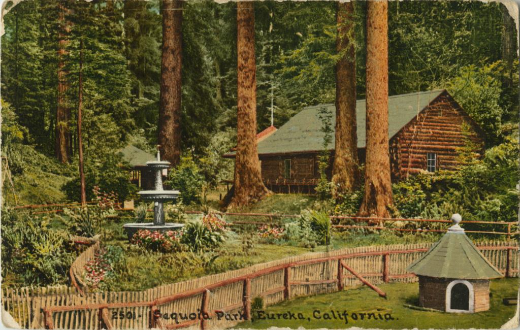 2501 - sequoia park, eureka, california by Bob Doran, on Flickr
