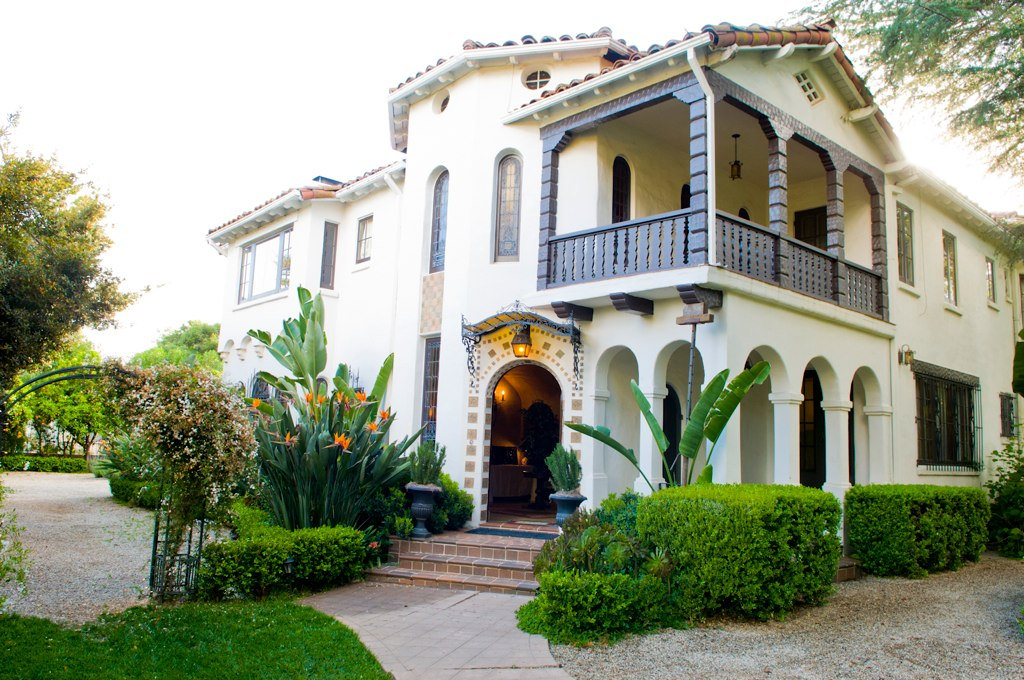 The Acacia Mansion, Ojai, CAPhotos by Ca by JodiWomack, on Flickr