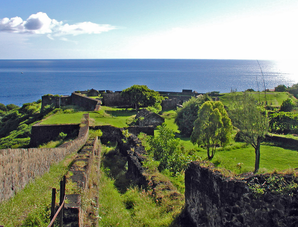 Guadeloupe (Fort Louis Delgrès à Basse by sybarite48, on Flickr