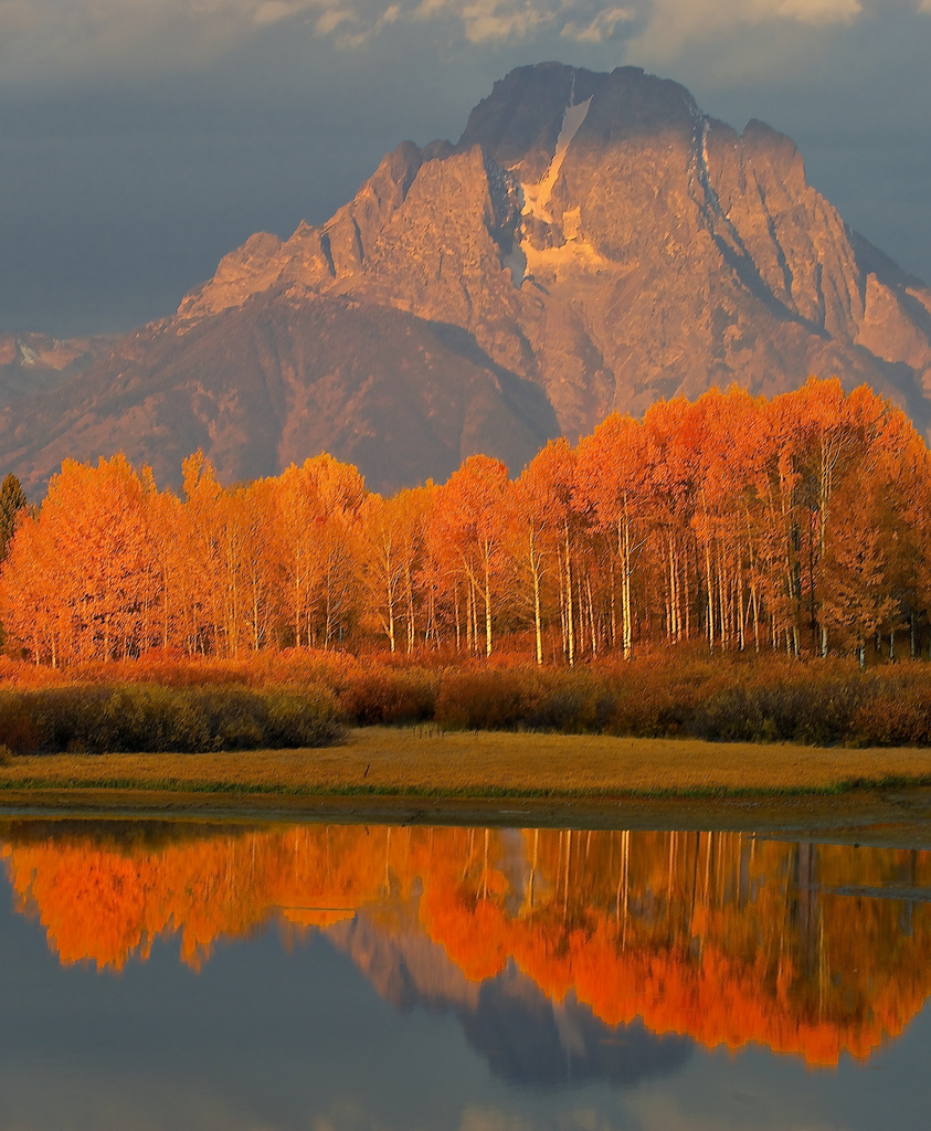 jackson Hole, October 2010 by Larry Johnson, on Flickr