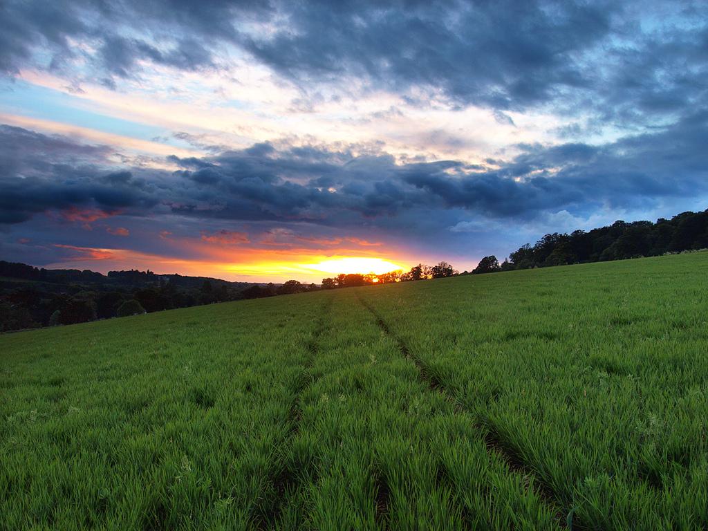 Rectory Hill sunset, Amersham, Buckingha by Eric Hossinger, on Flickr