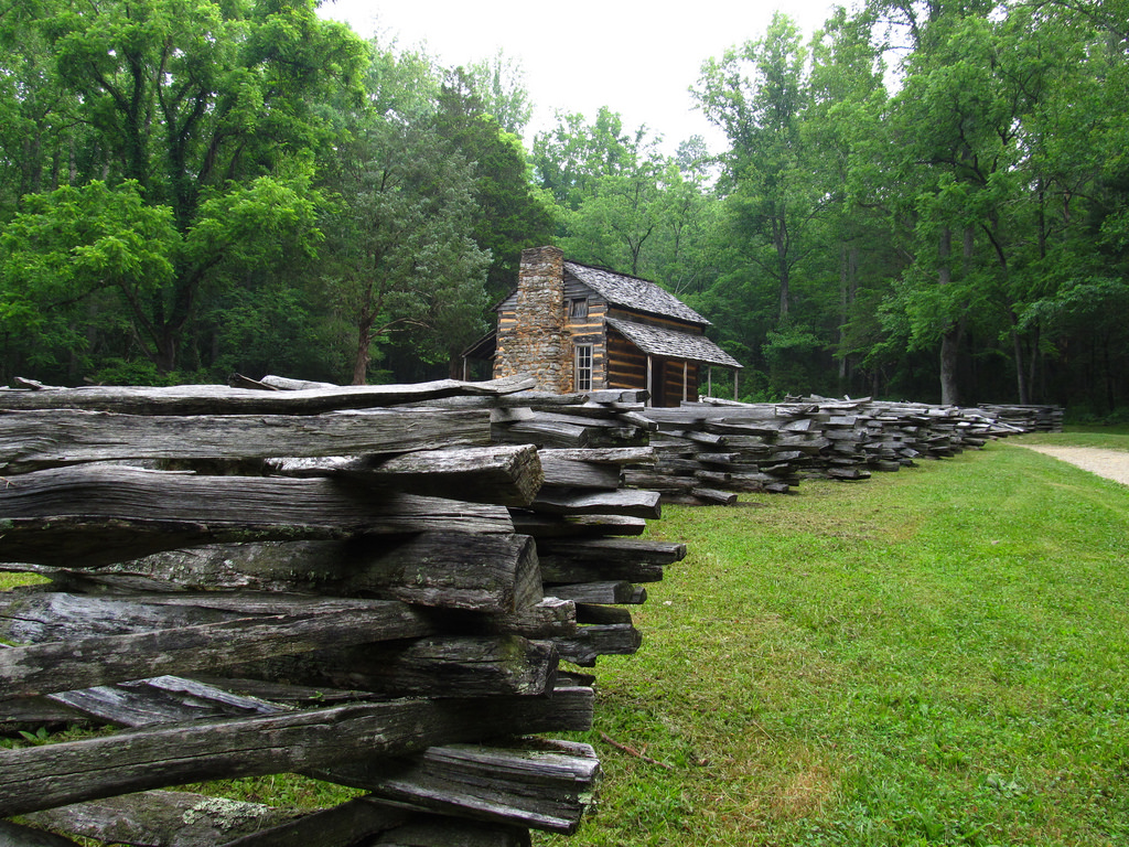 John Oliver Place, Cades Cove, Great Smo by Ken Lund, on Flickr