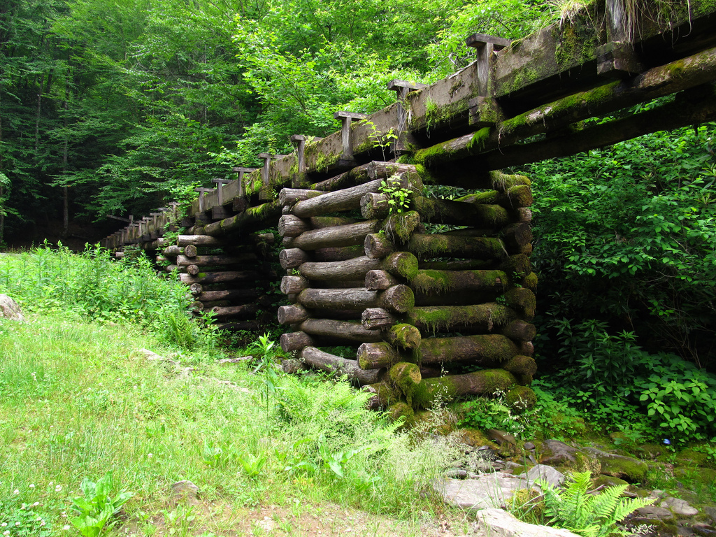 Mingus Mill, Great Smoky Mountains Natio by Ken Lund, on Flickr