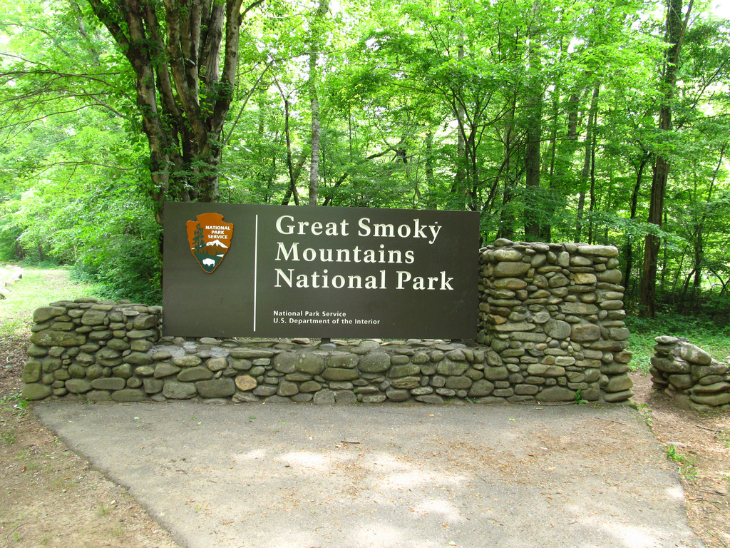 Welcome to Great Smoky Mountains Nationa by Ken Lund, on Flickr