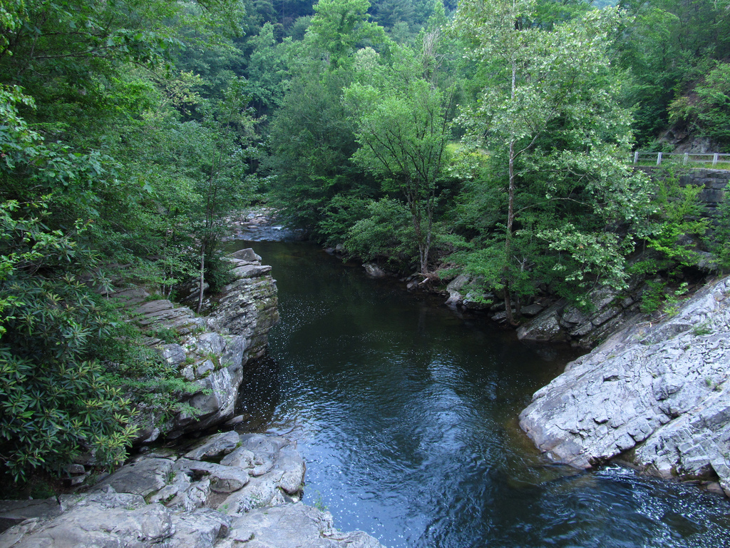 Little River, Great Smoky Mountains Nati by Ken Lund, on Flickr