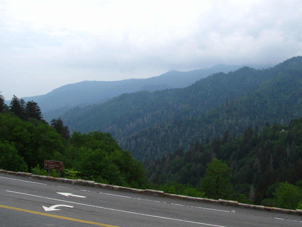 Newfound Gap Road, Great Smoky Mountains by Ken Lund, on Flickr