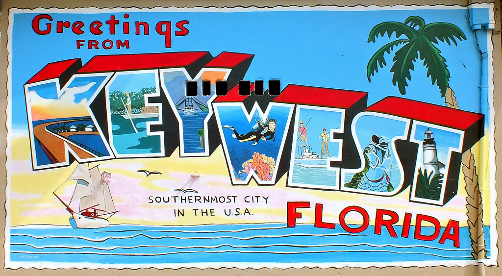 Key West Mural by Key West Wedding Photography, on Flickr