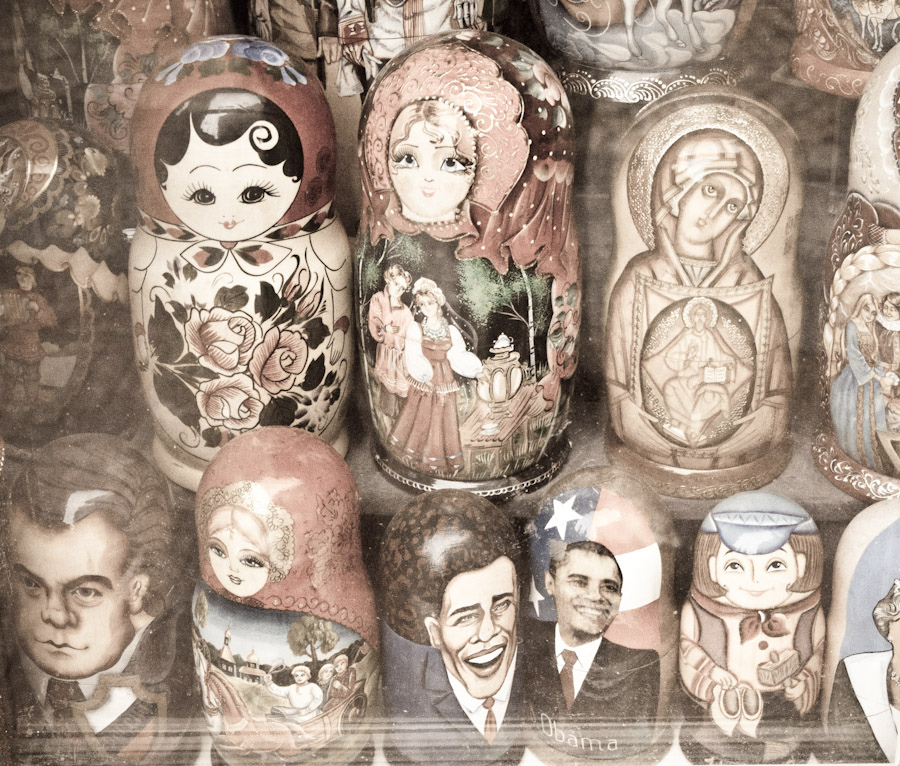 Matryoshka Dolls by DeepakG, on Flickr