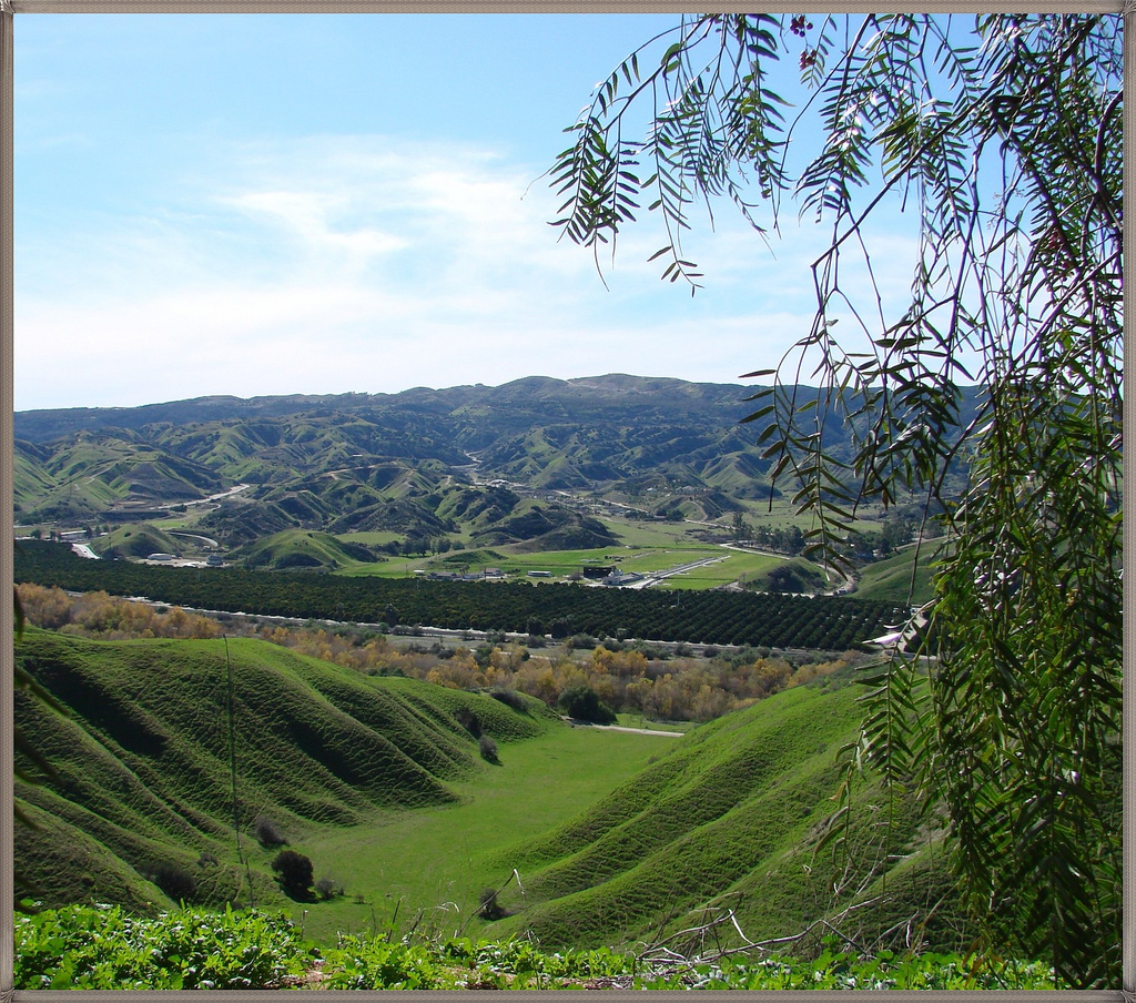 San Timoteo Canyon, Redlands, CA 8-2011 by inkknife_2000 (8 million views +), on Flickr